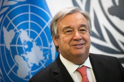 United Nations Names Antonio Guterres As New Secretary-General