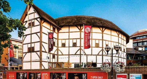 10. Globe Theatre