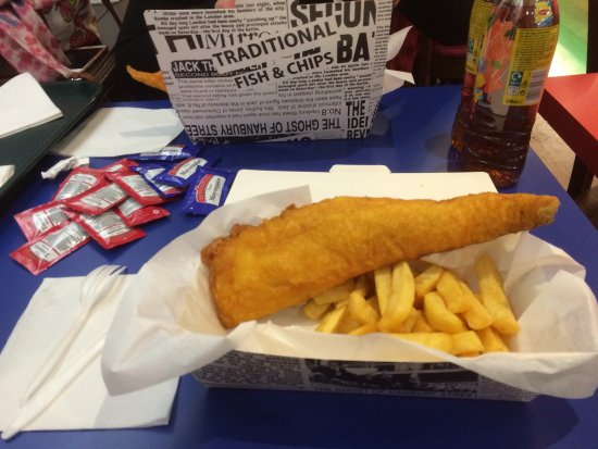 2. Fish and chips