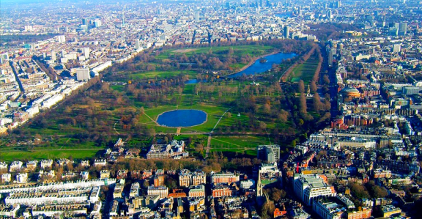 9. Hyde Park